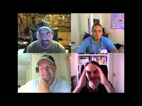 vChat - Episode 31 - Pre-VMworld SF 2012 and Special Guest Mike Laverick