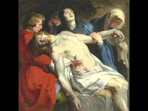The Entombment, Peter Paul Rubens