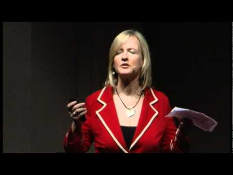 TEDxMelbourne - Jan Owen 7 reasons youth with save the world