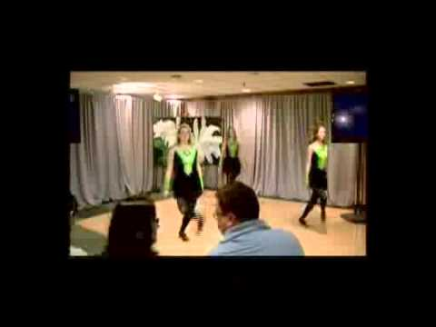 TEDxGlastonbury - Griffith Academy Dancers - Irish Step Dancing