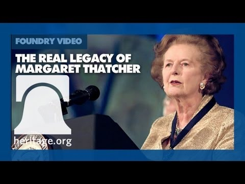 The Real Legacy of Margaret Thatcher, Britain's Iron Lady