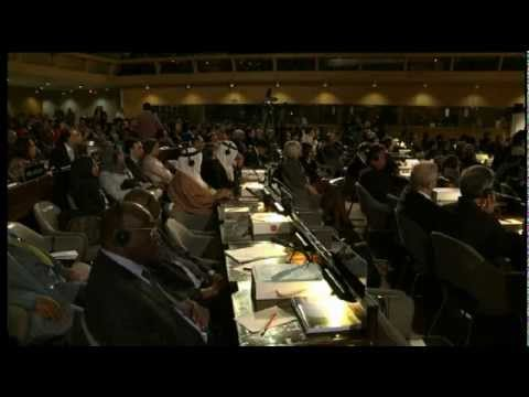 Opening of the 36th session of UNESCO's General Conference