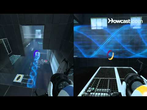 Portal 2 Co-op Walkthrough / Course 4 - Part 7 - Room 07/09