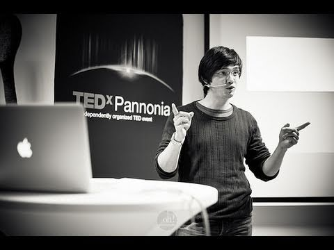 TEDxPannonia - Christopher Kahler - The Future of free, digital Information