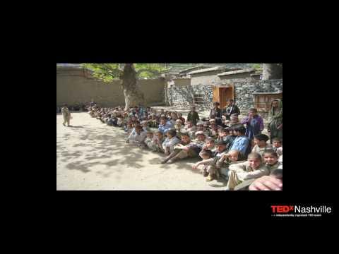 TEDxNashville - Scott Harrington - 3/21/10