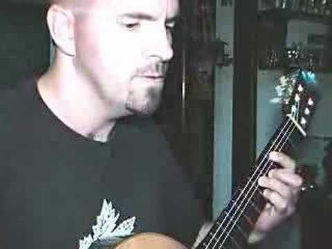 Yesterday by The Beatles Played on the classical guitar