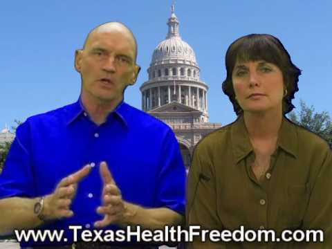 Texas Health Freedom Coalition Update - Interim Hearing