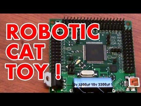Robotic Cat Toy