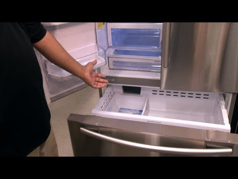 Two Ice Makers - How to Choose a Refrigerator