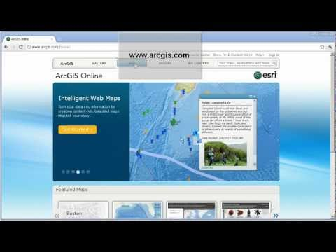 Teaching Geography with ArcGIS Online, Part 6
