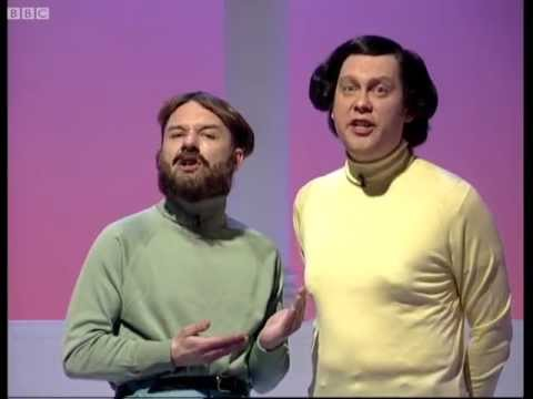 Rose - The Smell of Reeves & Mortimer - BBC
