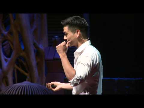 Revising Capitalism: One Piece Left -- you cut, and I'll choose: Evan Low at TEDxPresidio