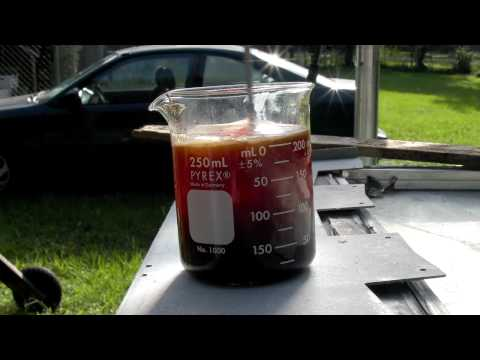 Solar Starbuck's VIA Ready Brew Fresnel Lens Solar Powered Coffee