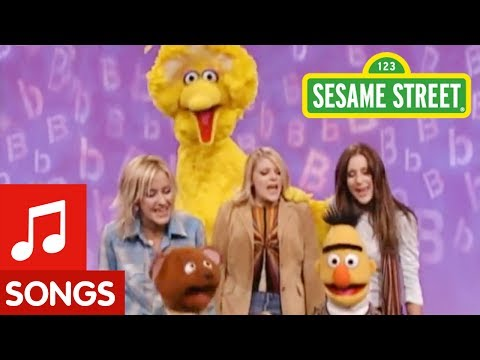 Sesame Street: Dixie Chicks And Muppets Sing No Letter Bette