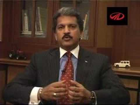 World Economic Forum interviews Anand Mahindra II