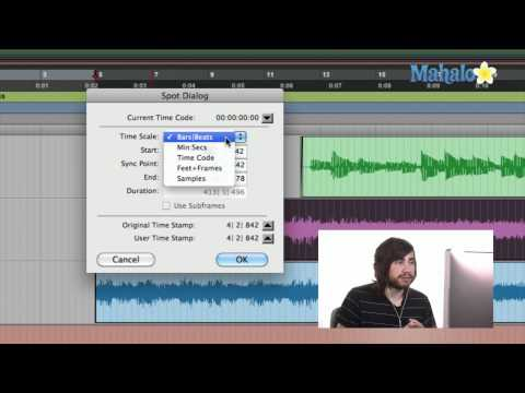 Spot Mode - Pro Tools 9