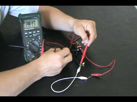 Robotics and Electronics Tutorial - 12 - Measuring Voltage