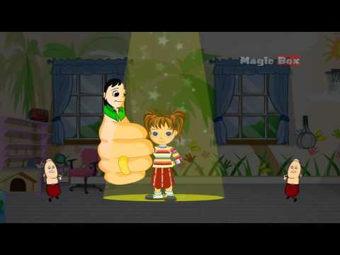 Where is Thumb-kin - English Cartoon Nursery Rhymes