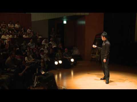 TEDxTokyo - ブラック - A Yo-Yo Story [日本語]
