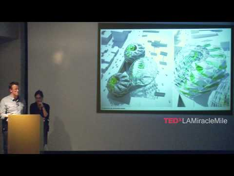 Synthetic Urban Ecologies : Jason Kelly Johnson and Nataly Gattegno at TEDxLAMIracleMile
