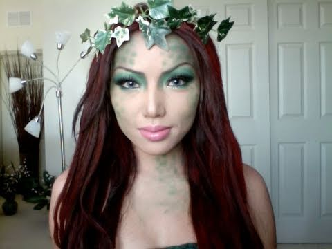 Swamp Mermaid  Make-up!!!!