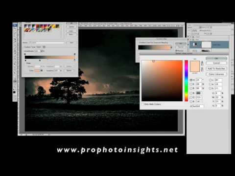Photography/Photoshop Tutorial: Mono Mood Image-Simon Plant
