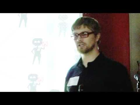 TEDxRegentsPark - Drew Hemment - 7/30/09