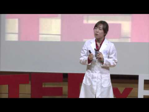 Seeking science in Ramen (라면에서 과학 찾기): YeonWha Kim at TEDxBusan