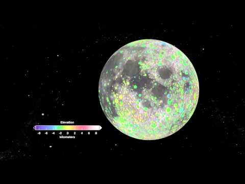 NASA | Counting Craters on the Moon