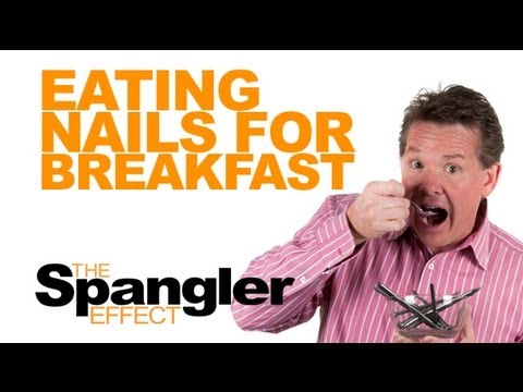 The Spangler Effect - Eating Nails For Breakfast Season 01 Episode 12