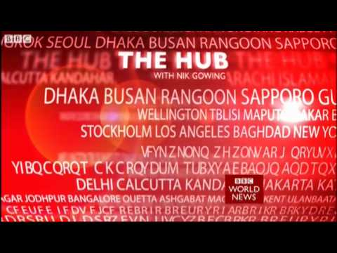 The Hub with Nik Gowing - BBC World News