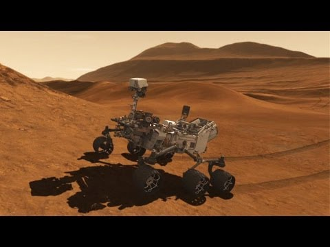 Science Bulletins: Curiosity Rover Heads for Mars