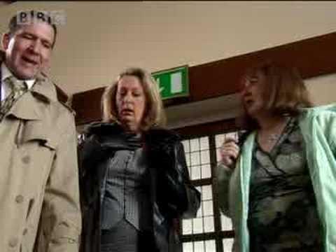 Stranger in the shadows  - Dogtown - BBC comedy
