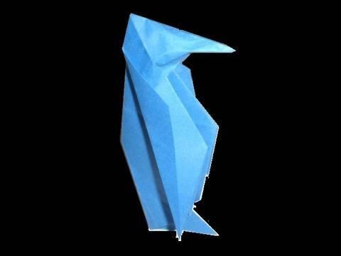 Origami: Penguin