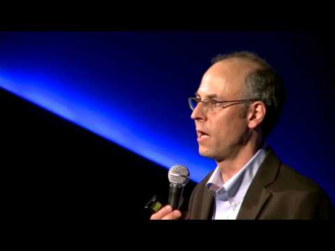 TEDxSF - David Shenk - 4/27/10