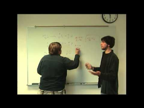 Nuclear Decay Practice Problems