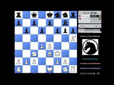 Warzone Kings Chess Tournament [93]
