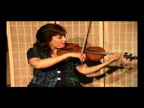 "Violin Lesson - Song Demonstration - ""The Galway Piper"""