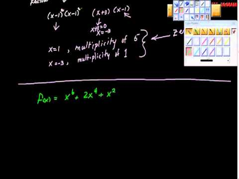 Zeros of Functions and Multiplicity