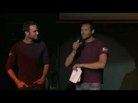 TEDxLiffey - The Happy Pear - 04/15/10