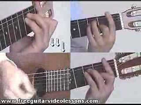 While My Guitar Gently Weeps The Beatles  Guitar Cover part 1 www.Farhatguitar.com