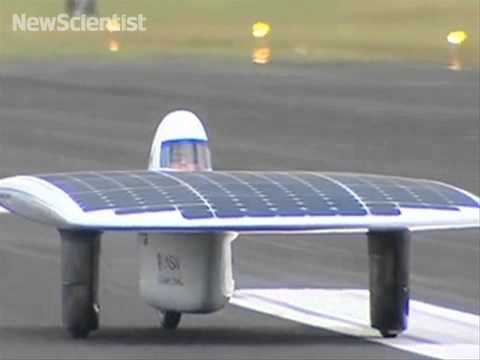 World's fastest solar car