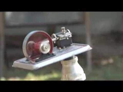 SOLAR POWER STEAM ENGINE 3 FRESNEL LENS STEAM BOILER SOLAR ENERGY GREENPOWERSCIENCE