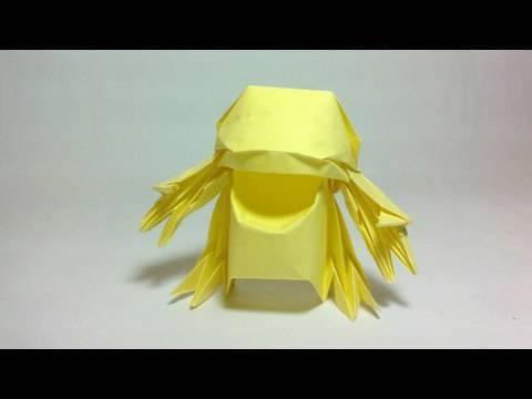 Origami Warai (Joseph Wu) - not a tutorial