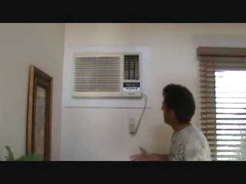 Trouble shooting a wall mounted air conditioner: do it yourself & save