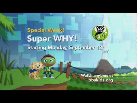 Super WHY! Welcomes Woofster | Preview #2 | PBS KIDS