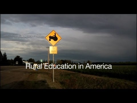 Teaching in Rural America