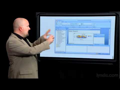 SQL Server tutorial: Introducing Reporting Services   lynda.com