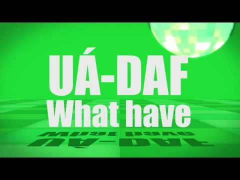 Pronunciation - #09 - What have (UÁ-DAF)