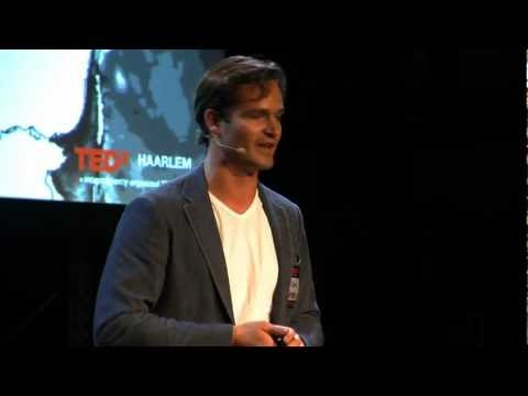 TEDxHaarlem - Chris de Vries - Building a Europe for Tomorrow